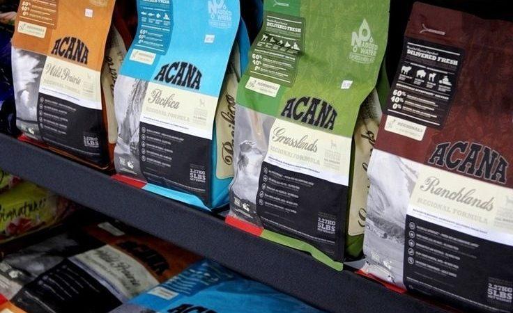 Acana - hrana pentru caini si pisisci