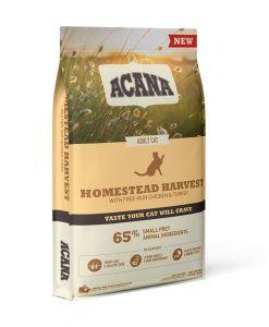 Hrana Acana Homestead Harvest pentru pisici